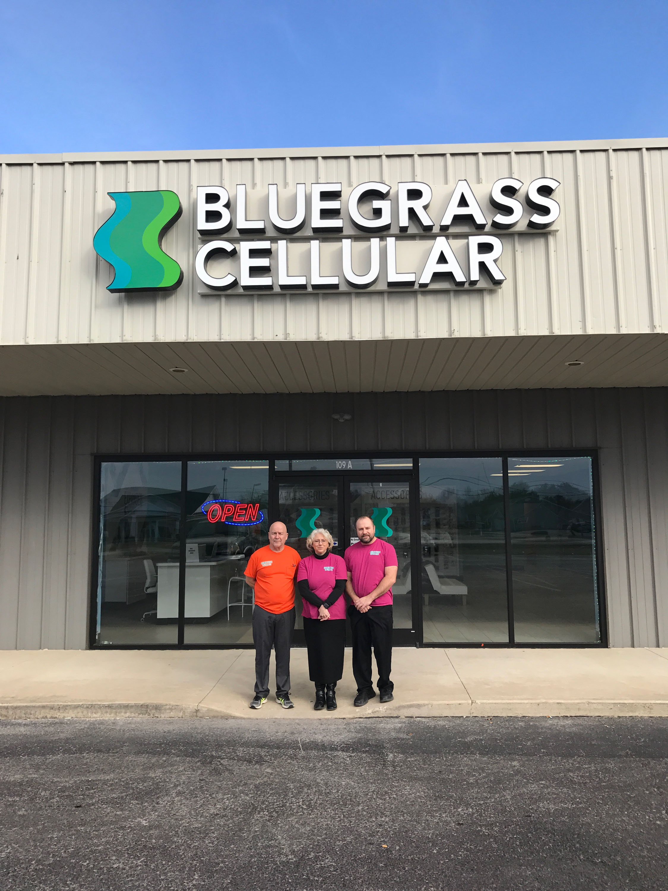 picture of Bluegrass Cellular store front